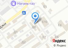 Компания «Крепеж-Сити» на карте