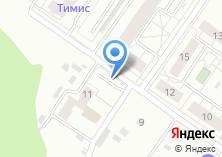Компания «Кольцово» на карте