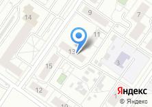 Компания «Уральский центр услуг гражданской авиации» на карте
