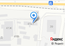 Компания «Агентство грузоперевозок Север-Юг» на карте