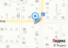 Компания «Автофлагман» на карте