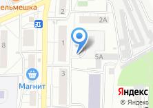 Компания «Автостоянка на ул. Мира (г. Березовский)» на карте