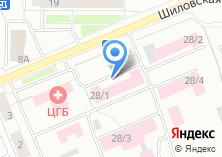 Компания «Берёзовская центральная городская больница» на карте