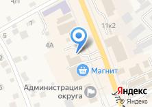Компания «ОБРАМ» на карте