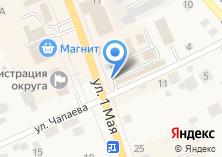 Компания «Киоск по продаже фастфудной продукции» на карте