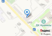 Компания «ЛЕСАН» на карте