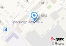 Компания «Бани по-русски» на карте