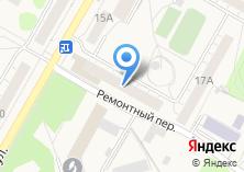 Компания «Лекарства Урала» на карте