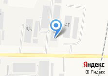 Компания «MSauto» на карте