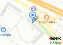 Компания «СпецМашСервис» на карте