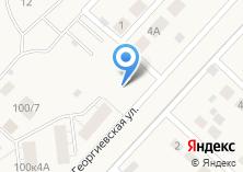 Компания «Строящийся жилой дом по ул. Механизаторов (пос. Исток)» на карте