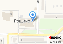 Компания «Пятерочка супермаркет» на карте