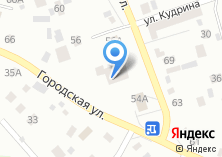 Компания «АВТОСЕРВИС ГРУЗОВОЙ» на карте