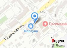 Компания «САНПРОФ-УФА» на карте