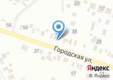 Компания «АвтоСтраж» на карте