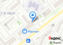 Компания «БизнесСталь» на карте