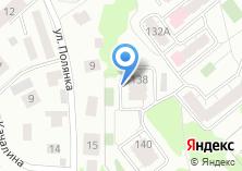 Компания «Строящийся жилой дом по ул. Комсомольский проспект» на карте