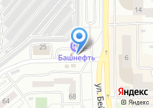 Компания «Шинавтотех-Рулевой» на карте