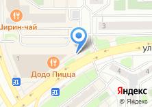 Компания «ШинГуд» на карте
