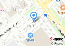 Компания «Пикник-м» на карте