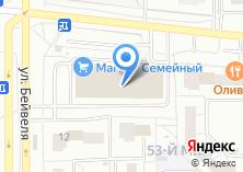 Компания «Fit Club» на карте