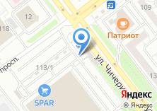 Компания «Чистый город» на карте