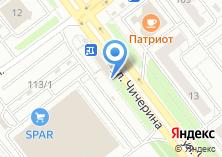 Компания «Сеймур» на карте