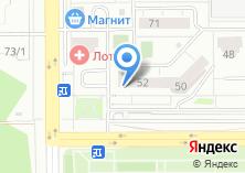 Компания «ByndyuSoft» на карте