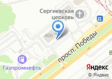 Компания «Пожарная часть №11» на карте