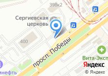 Компания «Храм в честь Святой Великомученицы Екатерины» на карте
