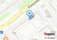 Компания «РЕАЦЕНТР ЧЕЛЯБИНСК» на карте