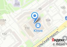 Компания «Midmarket» на карте