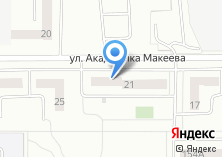 Компания «ЭлитСервисКом» на карте