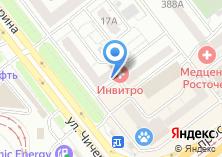 Компания «Без Границ» на карте