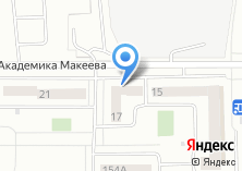 Компания «КаркасСтрой» на карте