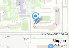 Компания «АЛЬТ» на карте