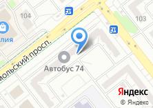 Компания «МонтажПластОкно» на карте