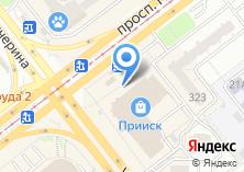 Компания «Tele-2» на карте