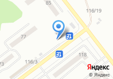 Компания «Продукты из Казахстана» на карте