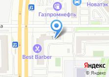 Компания «Озёрный-Аргази» на карте
