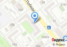 Компания «Оптик-тайм» на карте