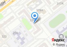 Компания «Фасадник74» на карте