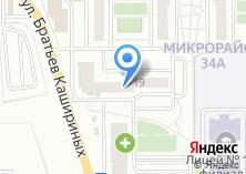 Компания «OkSi» на карте