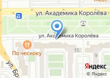 Компания «Дом.ru Бизнес телекоммуникационный центр» на карте