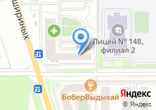 Компания «УРАЛДИЗЕЛЬ» на карте