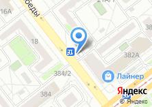 Компания «Elen flowers» на карте