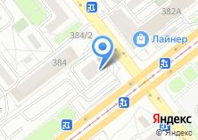 Компания «Леtto» на карте