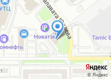 Компания «АВТОРЕНТ» на карте