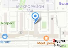 Компания «Агентство домашнего персонала» на карте
