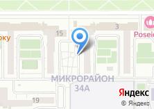 Компания «Лайф КЛИНИК» на карте